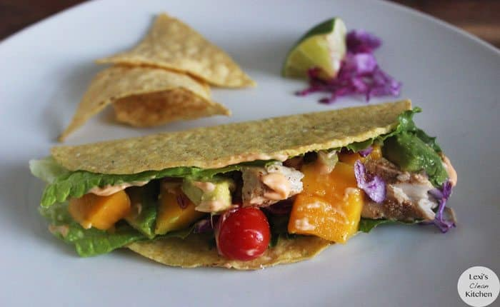 Mahi-Mahi Fish Tacos with Tropical Salsa - Lexi's Clean Kitchen