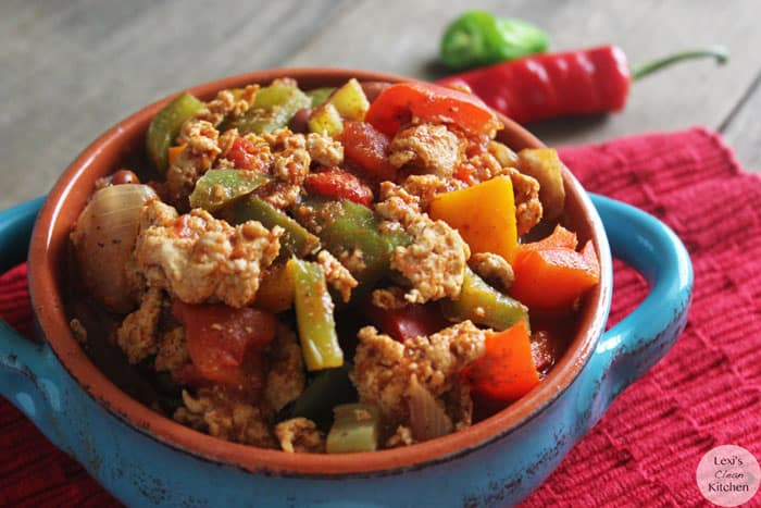 Turkey Chili | Lexiscleankitchen.com