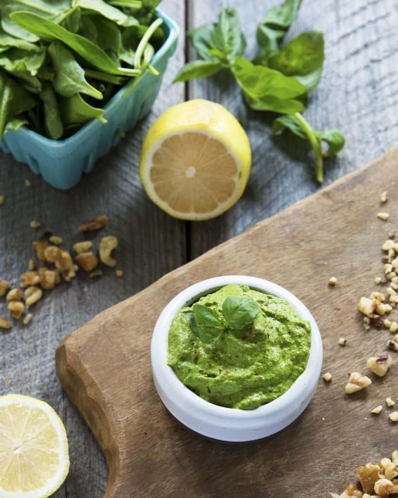 Spinach Basil Besto