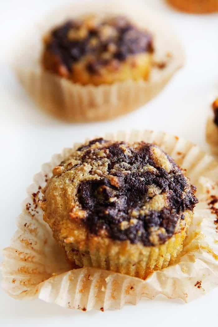 Delicious Paleo Banana Muffins