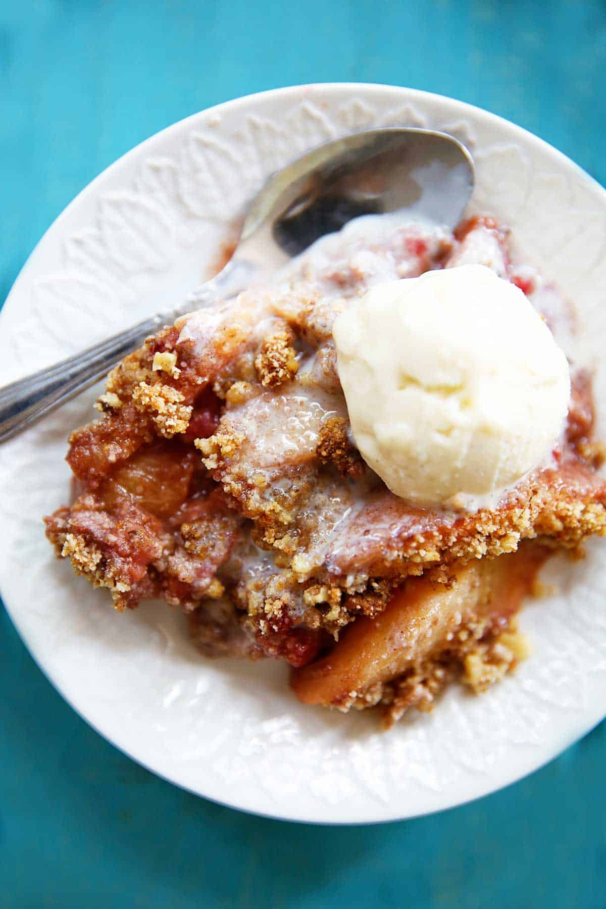 How To Make A Raspberry Crumble