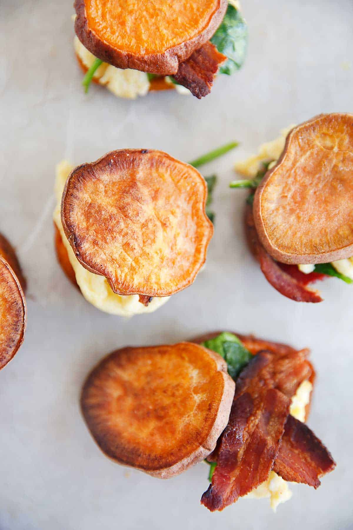 Sweet Potato Buns - Lexi's Clean Kitchen