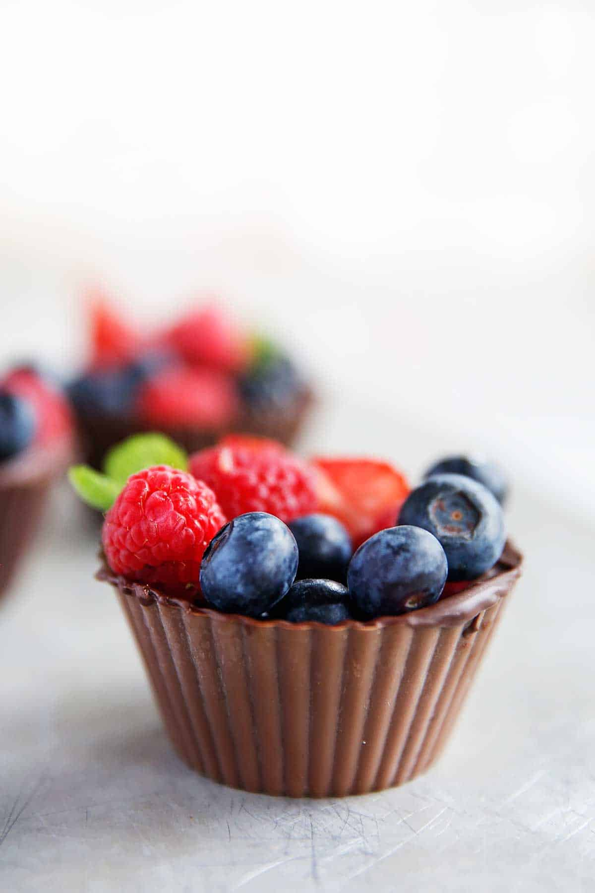 Chocolate Cups | Lexi's Clean Kitchen
