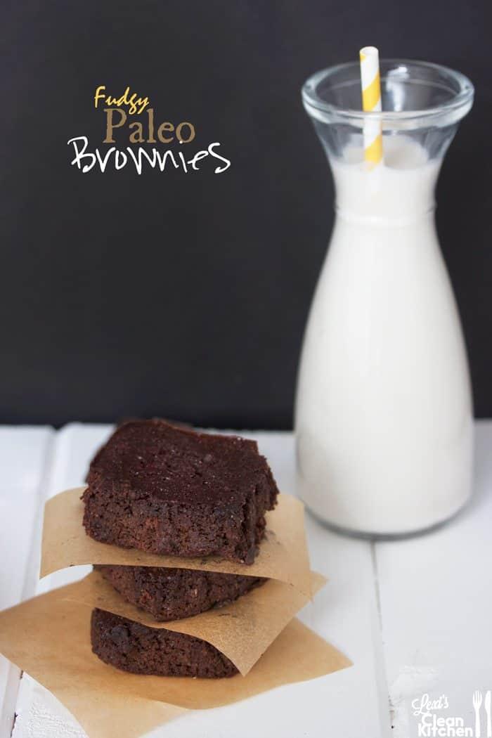 the best Paleo Brownies
