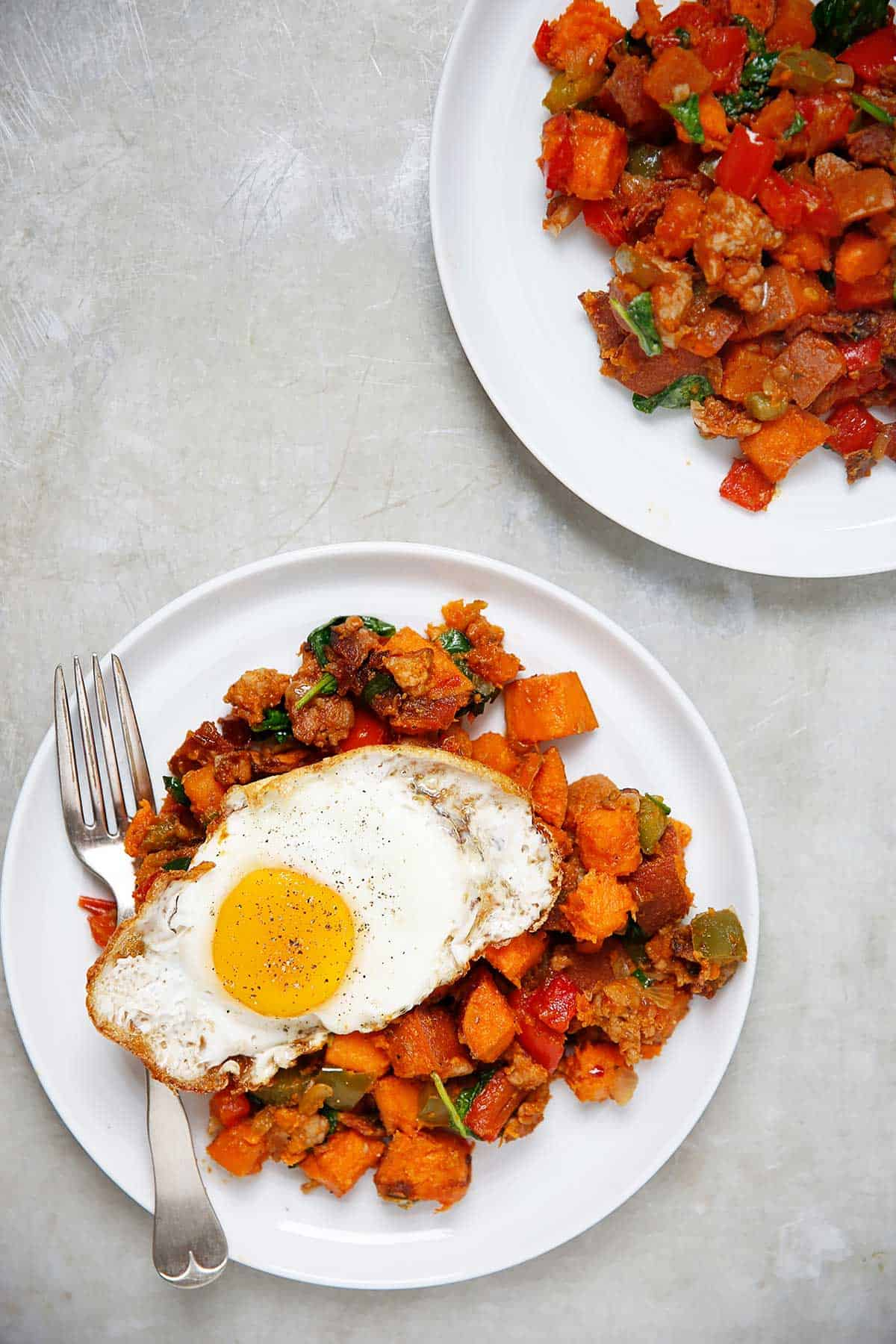 Loaded Paleo Breakfast Hash | Lexi's Clean Kitchen