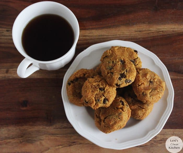 Paleo pumpkin cookies recipe for Primal kitchen south bend