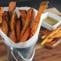 Sweet Potato Fries | Lexiscleankitchen.com