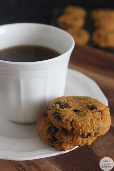 Chocolate chip pumpkin cookies lexi 39 s clean kitchen for Primal kitchen south bend