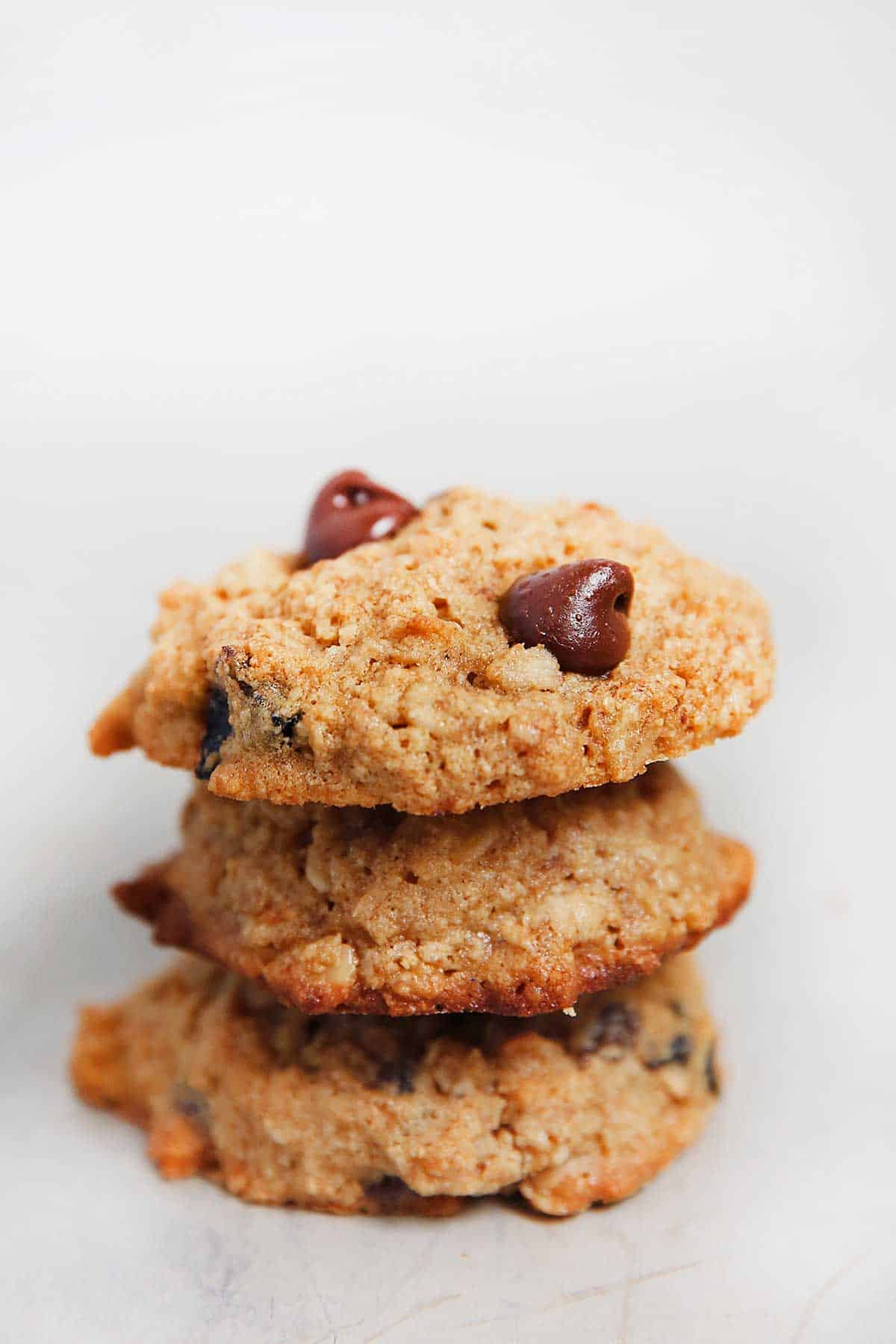 best gf oatmeal raisin cookies