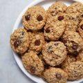 Gluten Free Oatmeal Raisin Cookies | Lexi's Clean Kitchen
