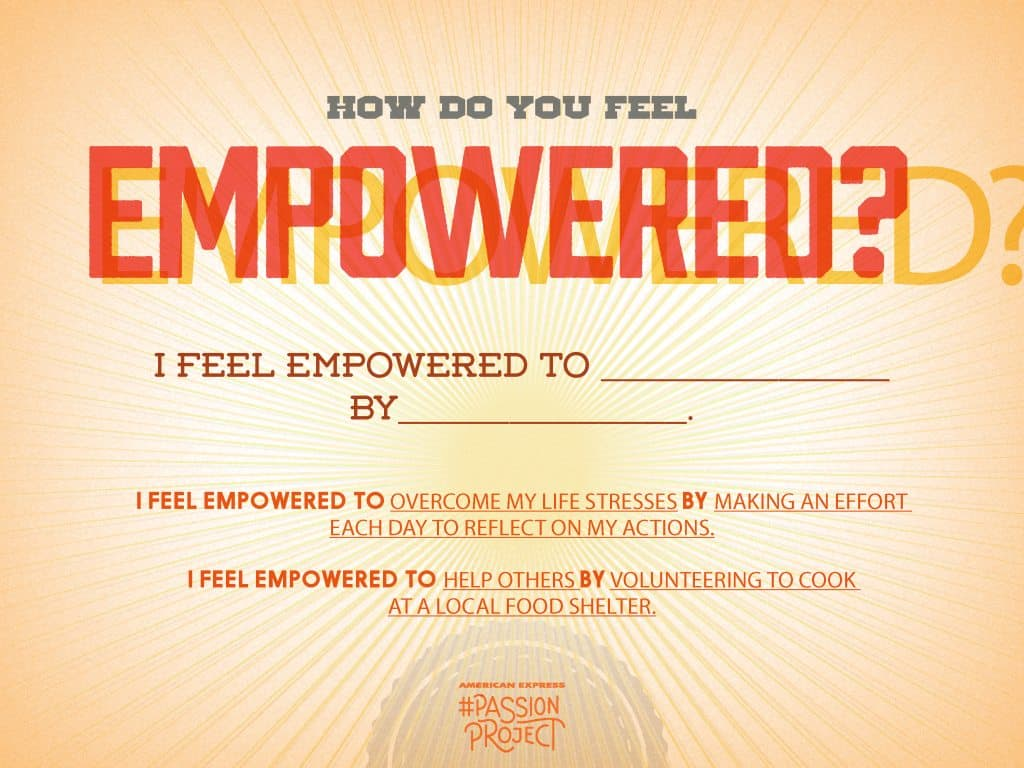 5 tips to feeling empowered each day