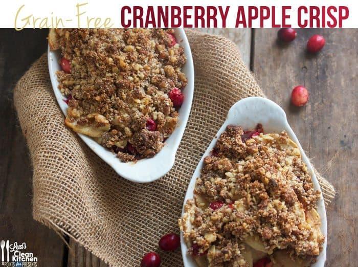 CranberryAppleCrisp