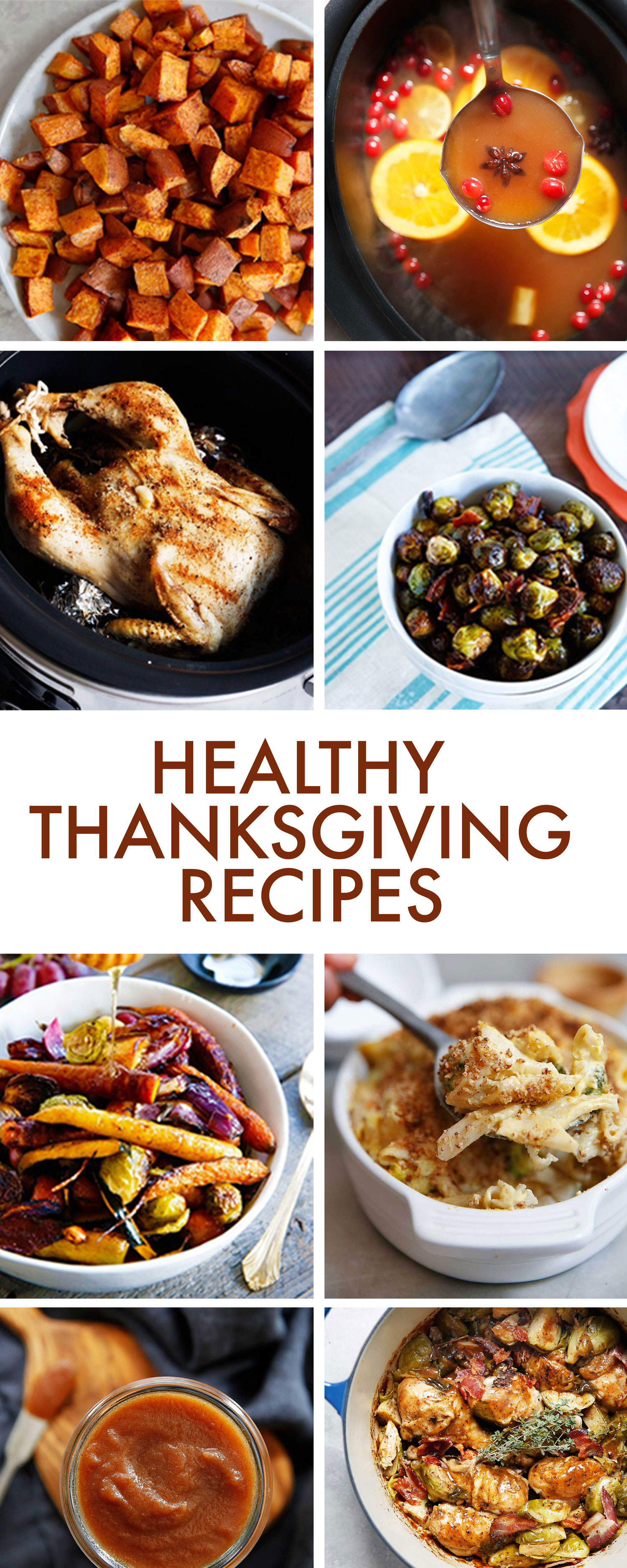 Healthy Thanksgiving Recipes (gluten-free, paleo-friendly) - Lexi's Clean Kitchen