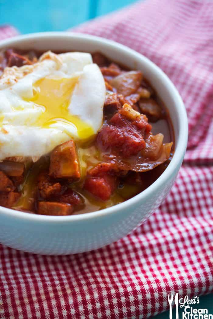 Spicy Breakfast Stew