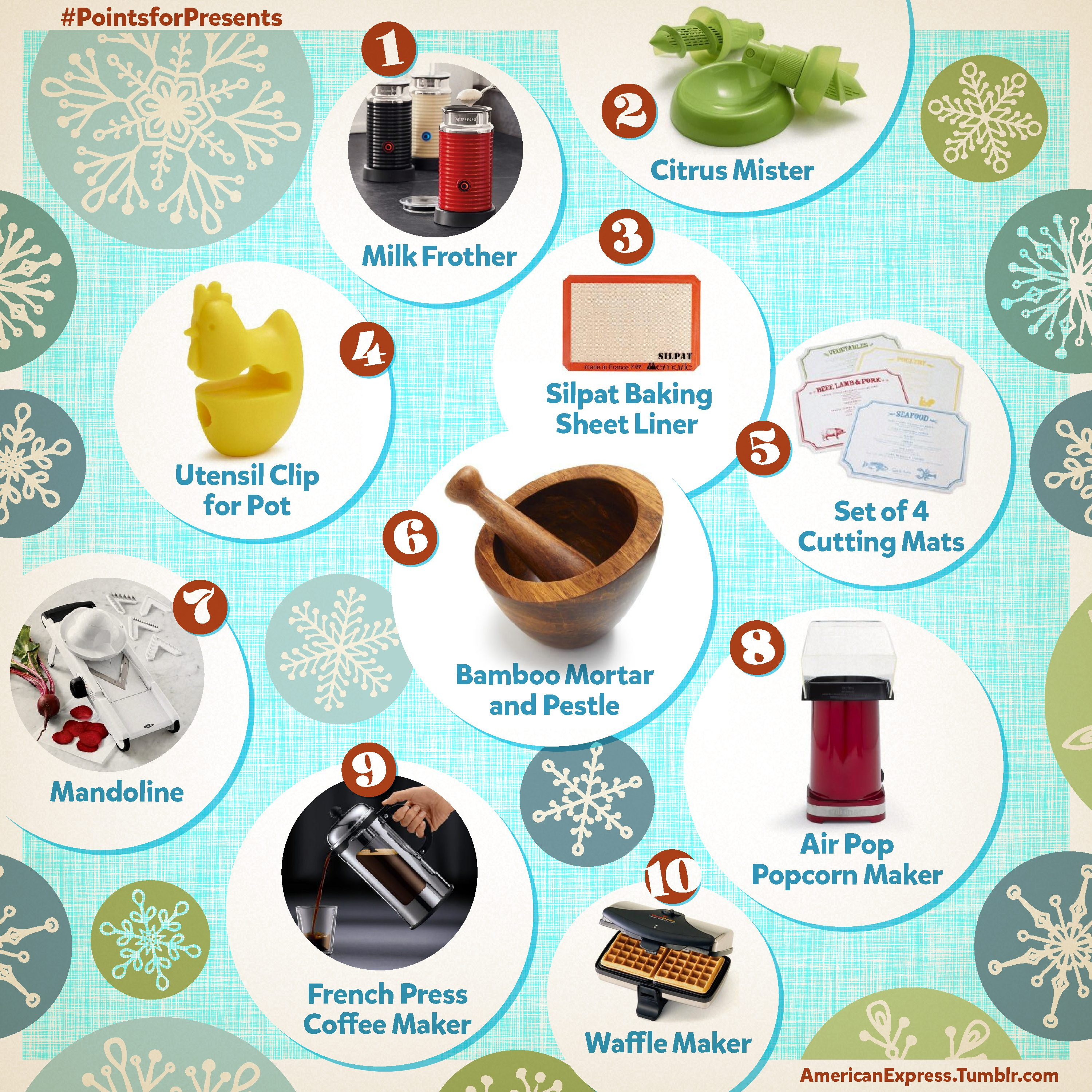 10 Little Holiday Things for the Foodies in Your Life - Lexi\'s Clean ...