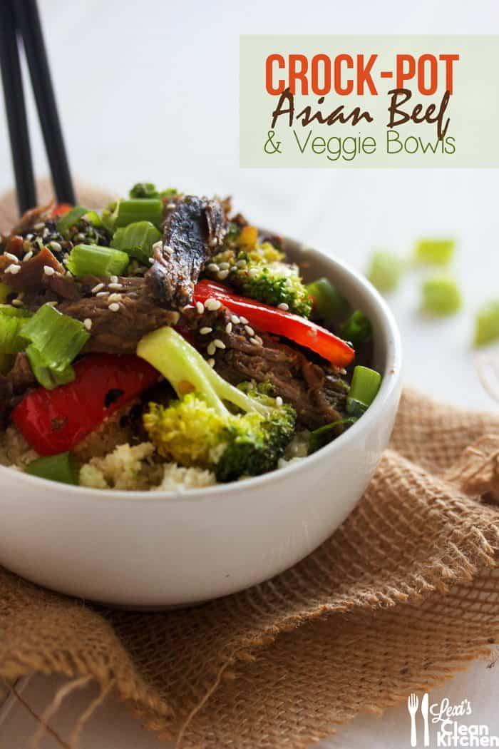 Crock-Pot Asian Beef