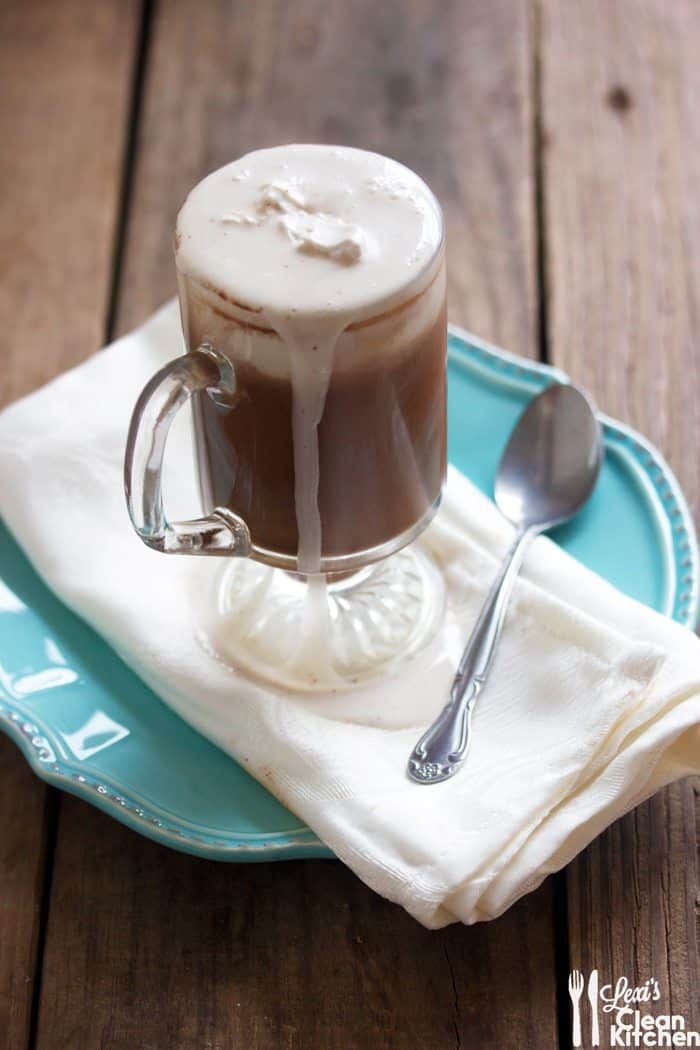Dairy-Free Mocha Hot Chocolate