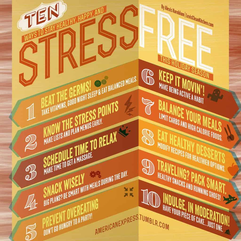 Stress-Free Holiday TIPS