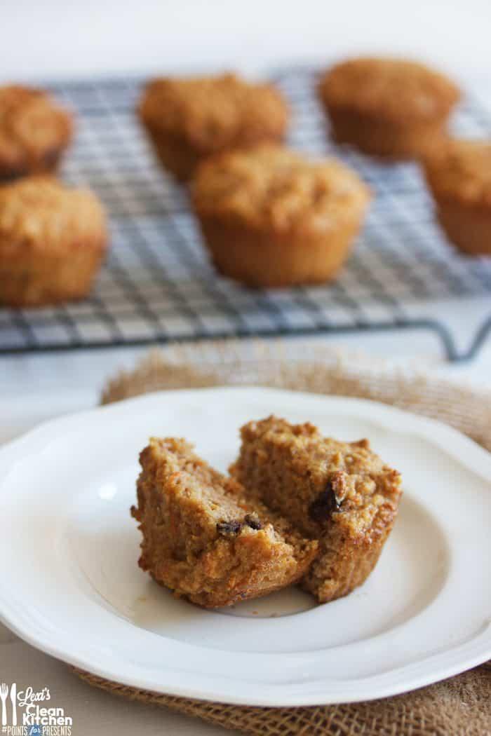 Gluten-Free Morning Glory Muffins