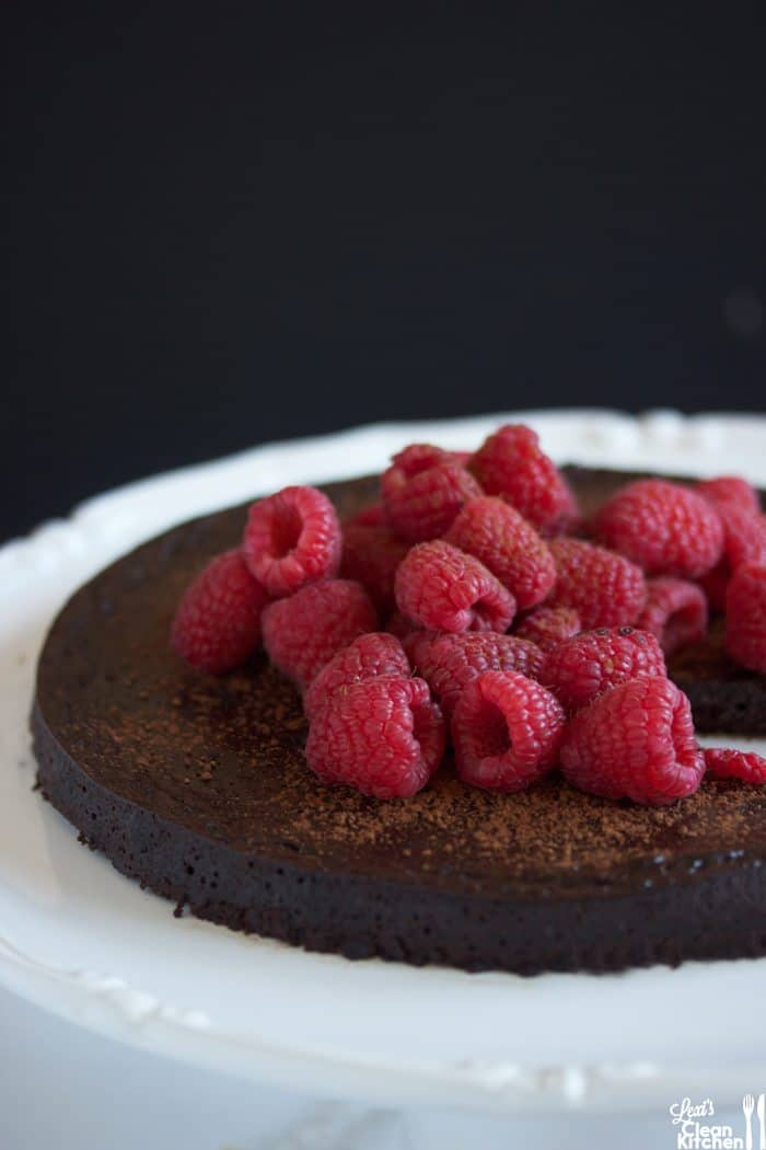 Valentine's Day Dinner Menu + My Paleo Flourless Chocolate Cake ...