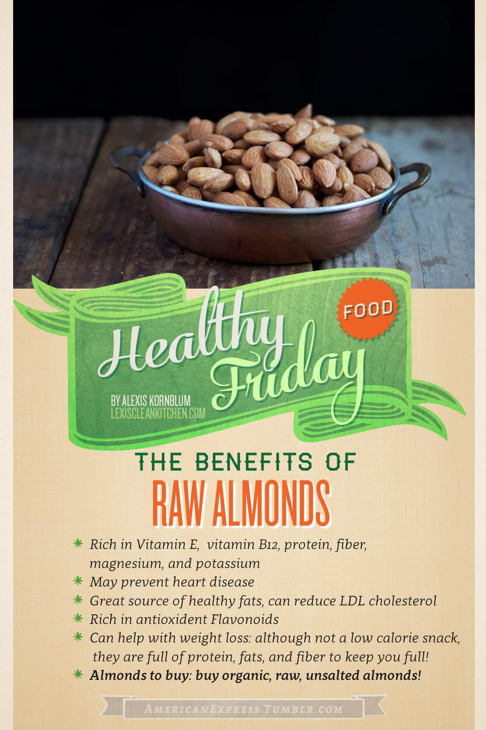 The Benefits of Raw Almonds