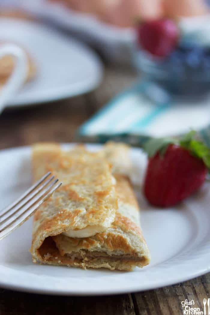 Sweet or Savory Protein Crepes