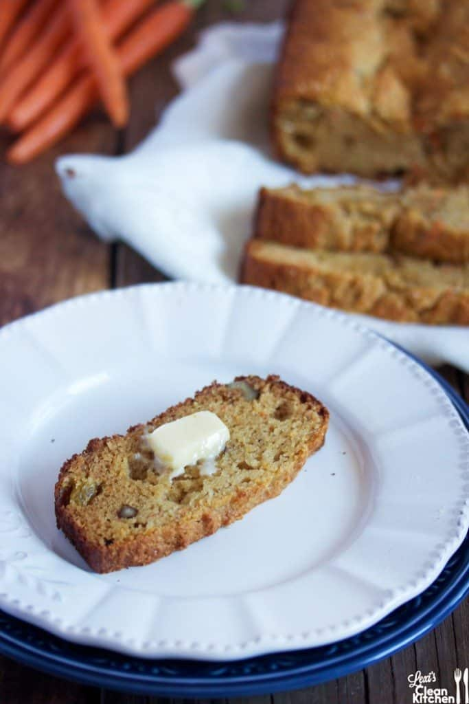 Carrot Cake Bread Loaf Recipe