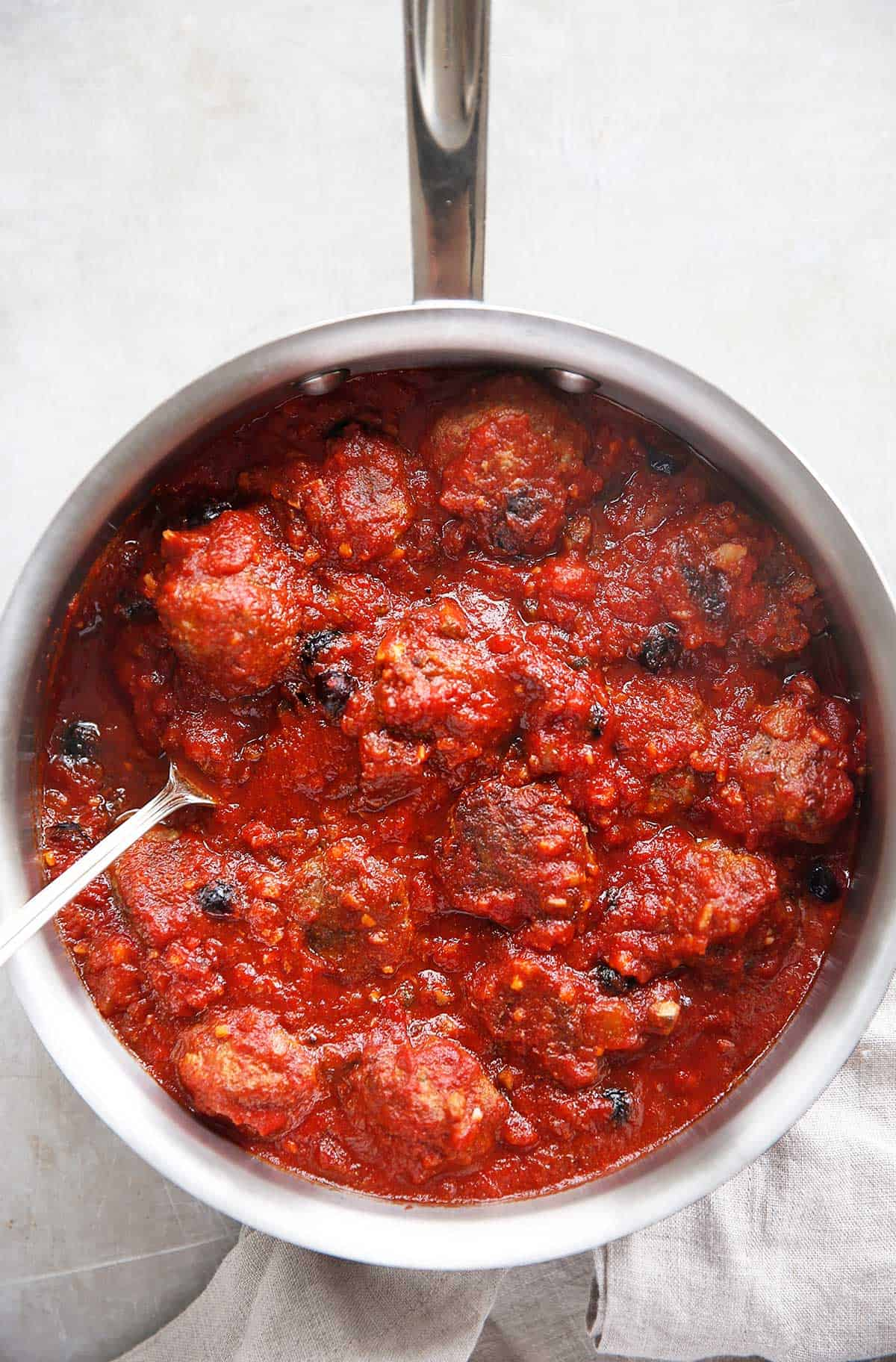 Nanny's Sweet and Sour Meatballs are a family staple holiday recipe ...