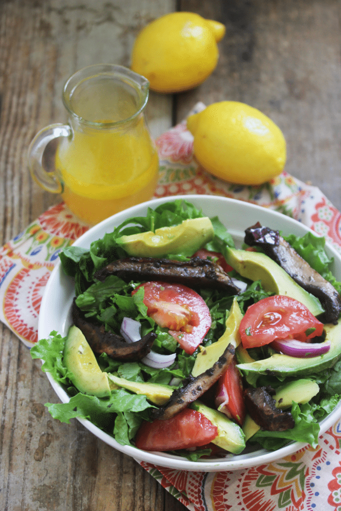 My go-to Lemon Vinaigrette
