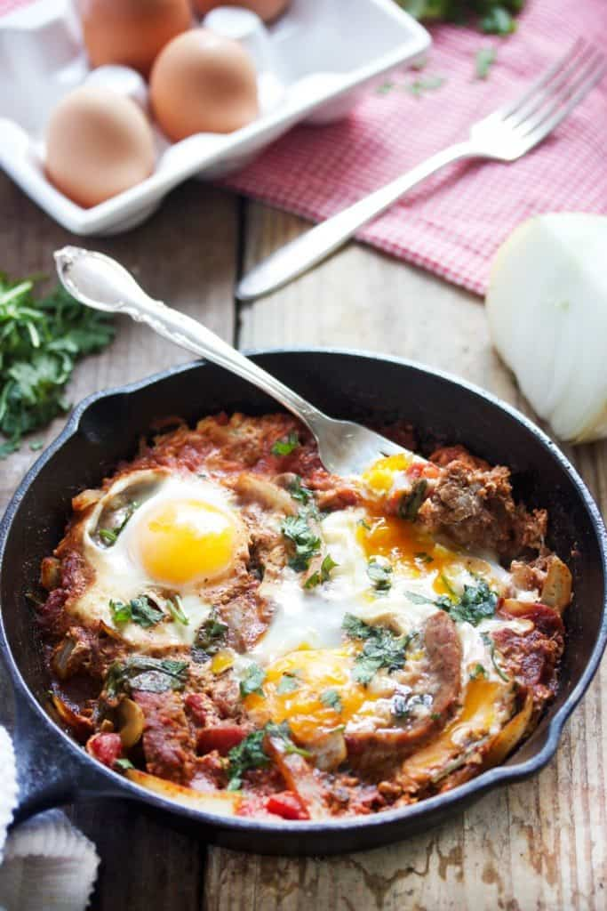 Shakshuka - Lexi's Clean Kitchen