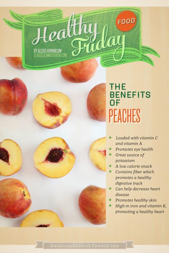 The Benefits of Peaches