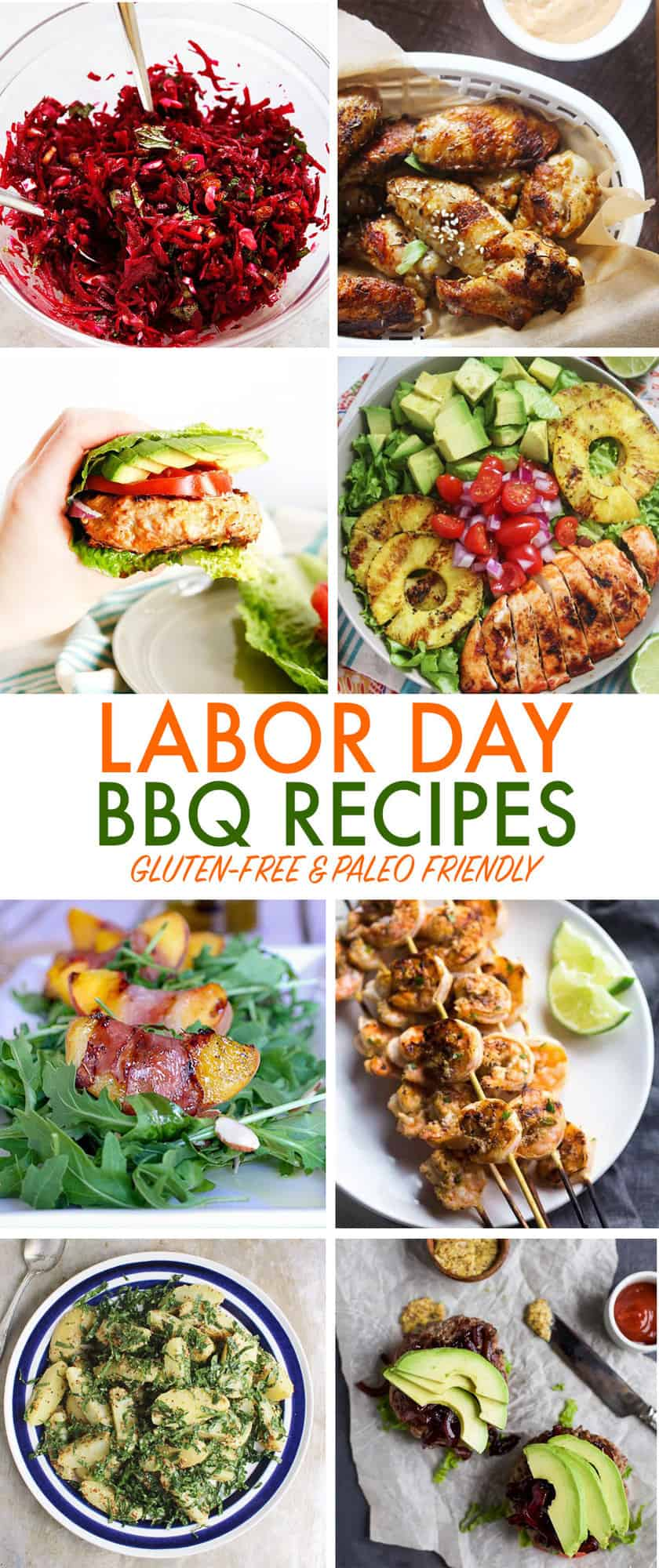 Labor Day Paleo Recipes