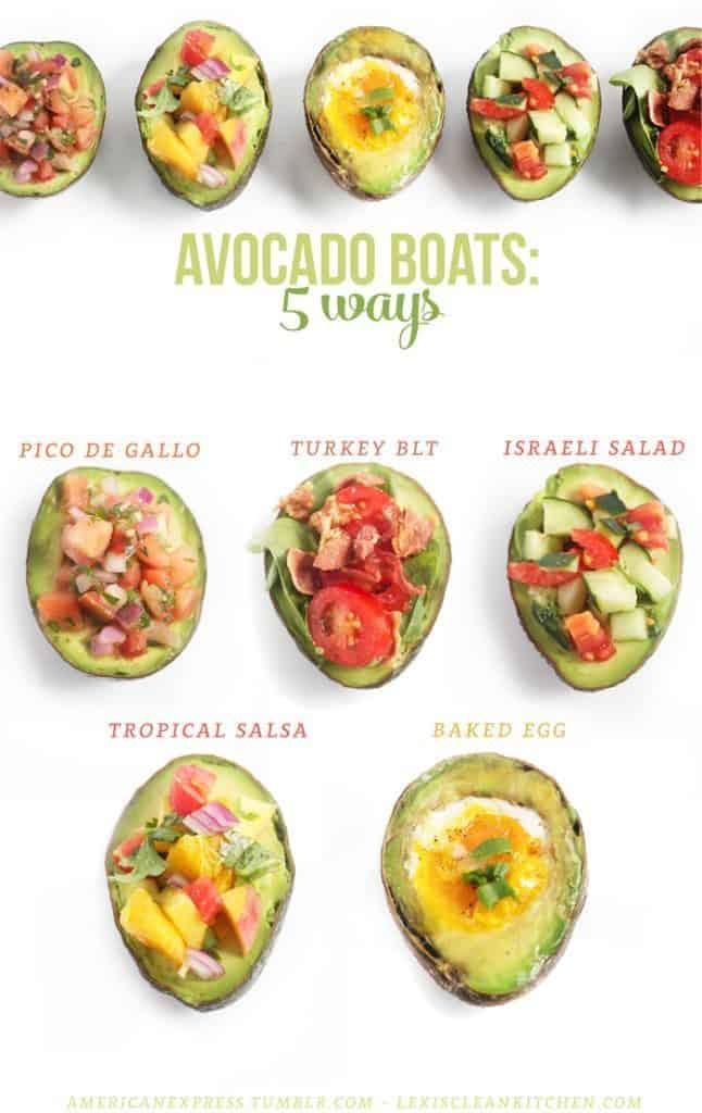 Keto Avocado Boats