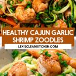 Cajun Cajun Shrimp Bowls