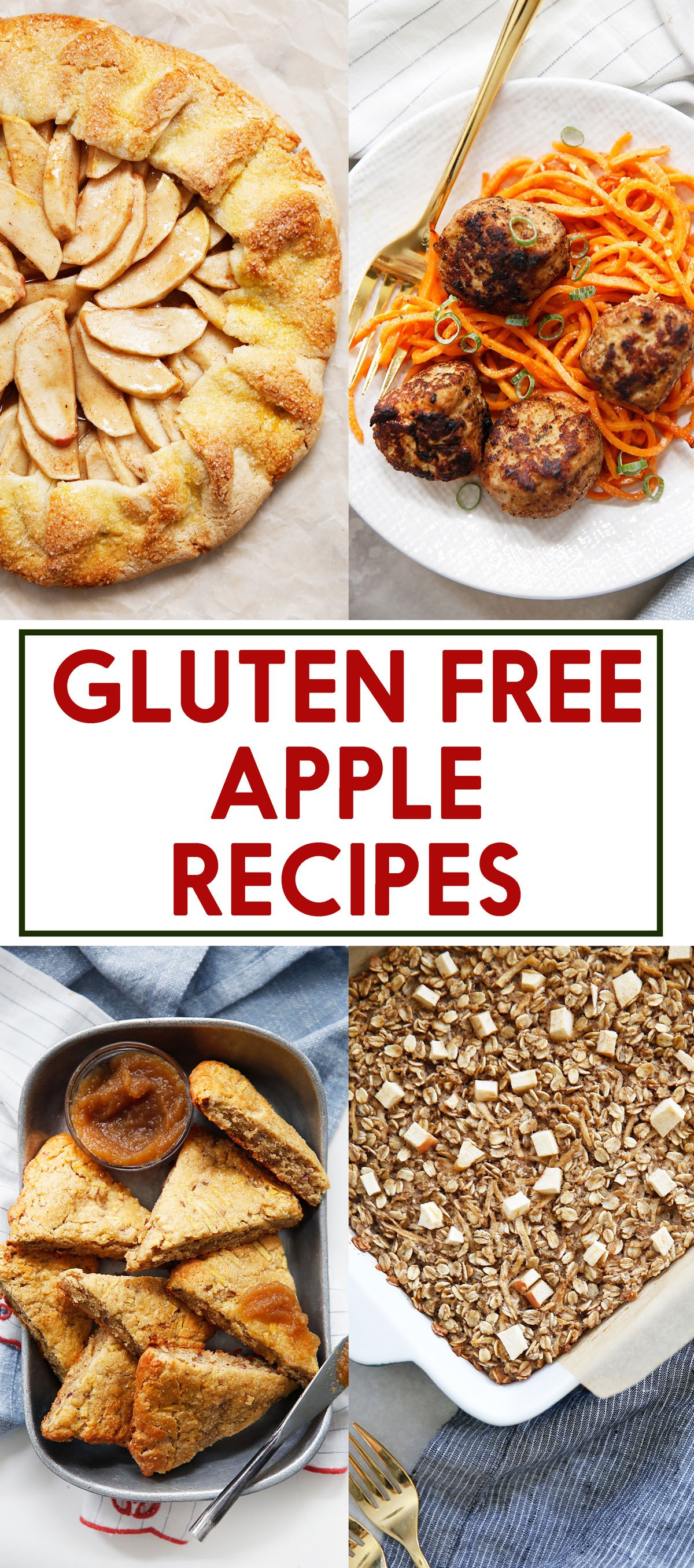 Gluten Free Apple Recipes