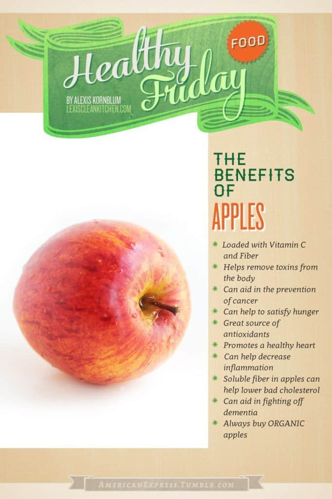 The Benefits Of Apples