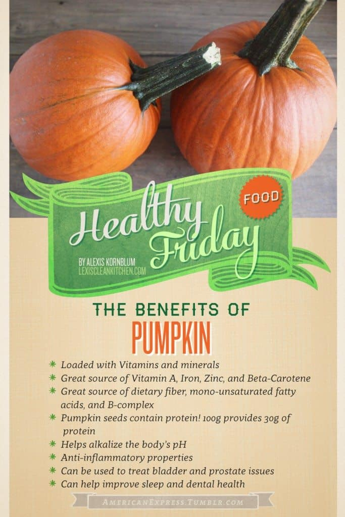 The Benefits of Pumpkin