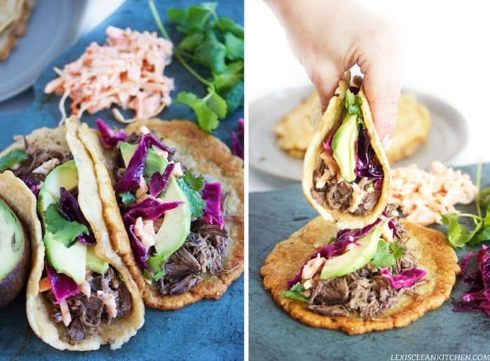 Slow-Cooker Short Rib Tacos