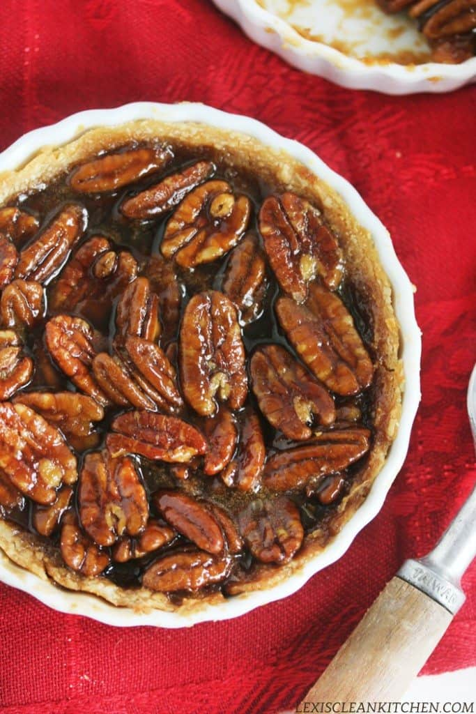 These pecan pie tarts have a flaky, buttery crust, and every bite has ...
