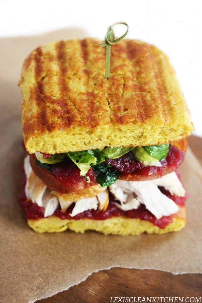 The Ultimate Thanksgiving Leftover Sandwich