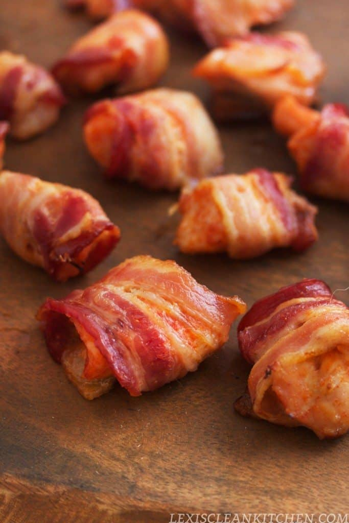 Bacon Wrapped Sriracha Lime Chicken Recipe