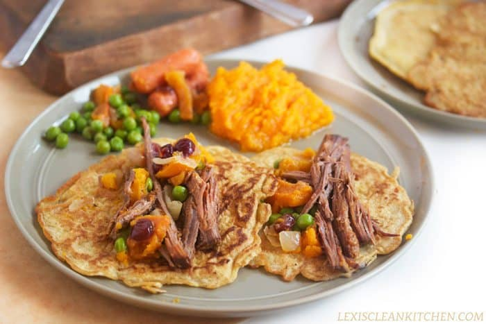Simple Slow-Cooker Brisket & Hearty Brisket Tacos