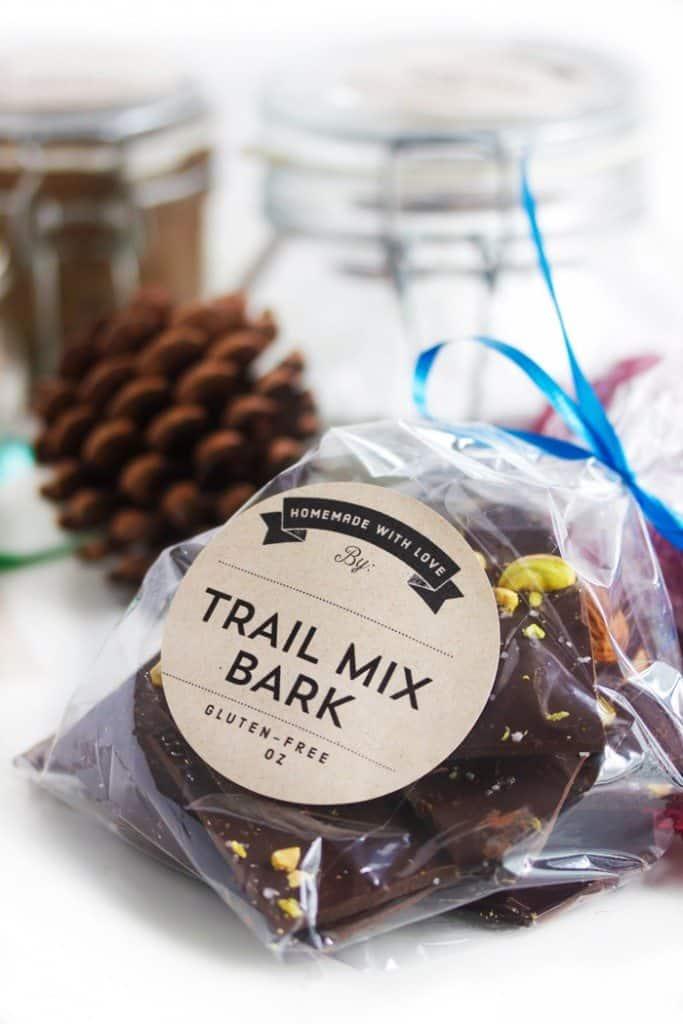 Free Printable Edible Gift Labels