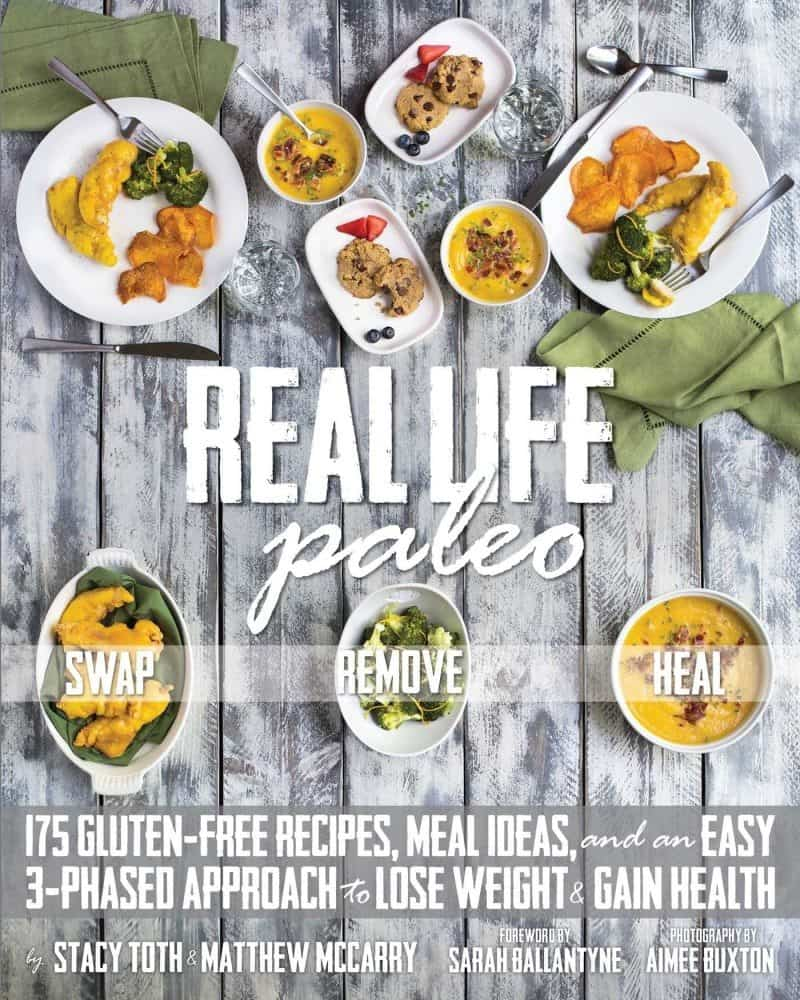Book Review Real Life Paleo Blueberry Breakfast Cookies Lexi S Clean Kitchen
