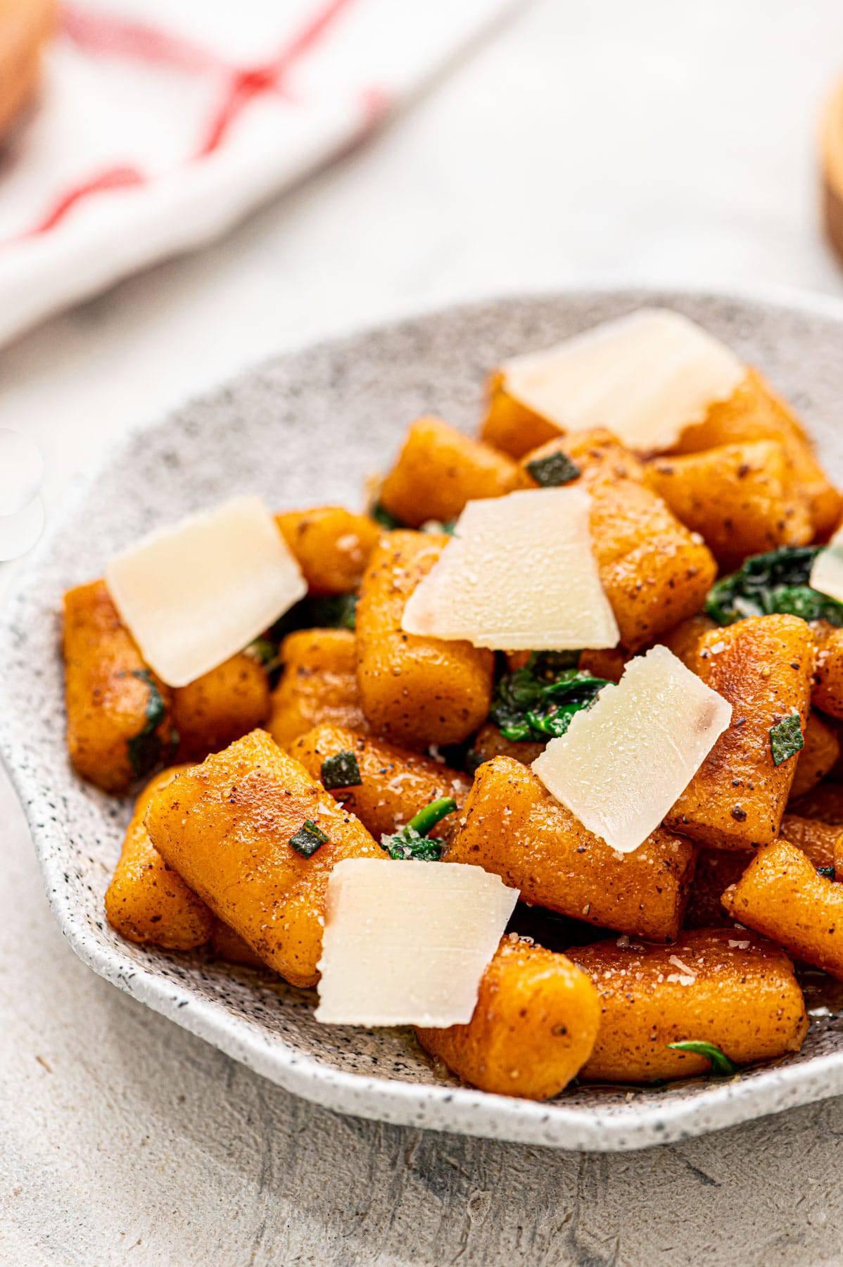 How to Make Sweet Potato Gnocchi