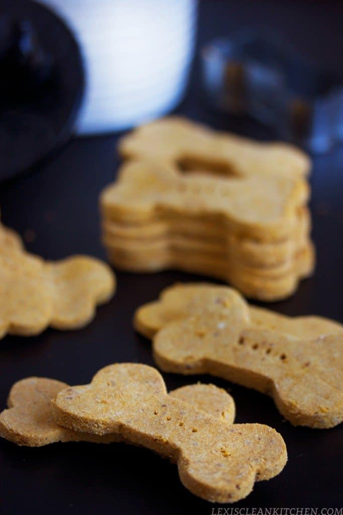 5 Ingredient Grain-Free Dog Treats