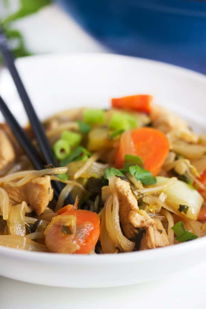 Paleo Chicken Stir Fry