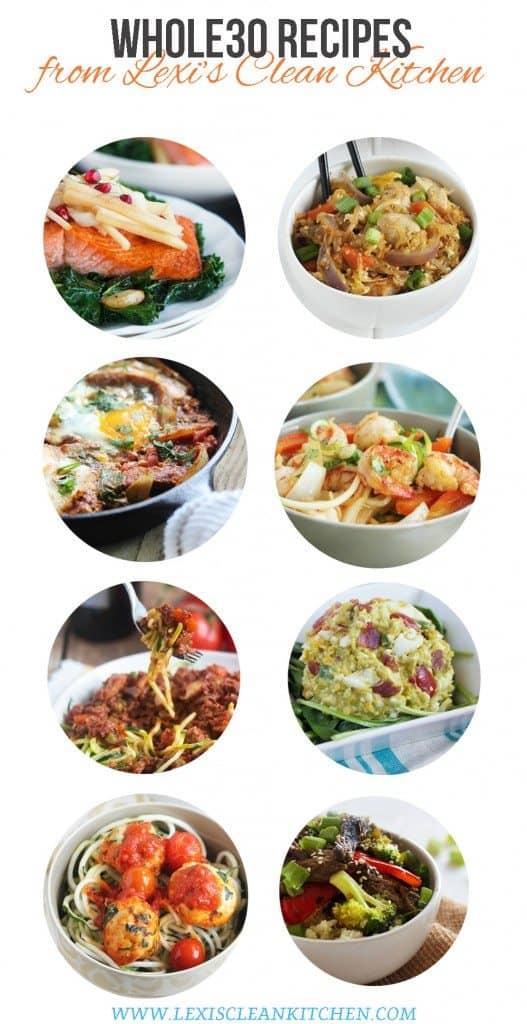 whole 30 recipes LCK