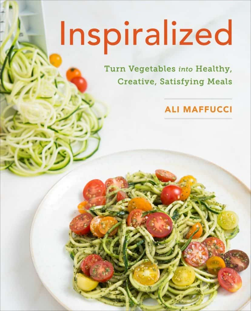Inspiralized Cookbook and a GIVEAWAY