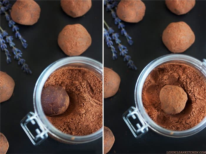 The BEST Paleo Chocolate Truffles